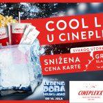 Cool leto u bioskopima Cineplexx