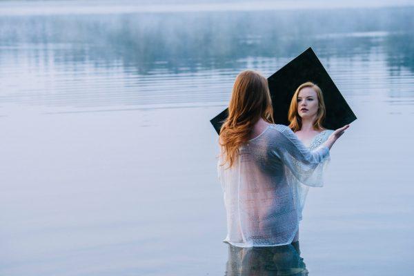 Iluzija, ogledalo