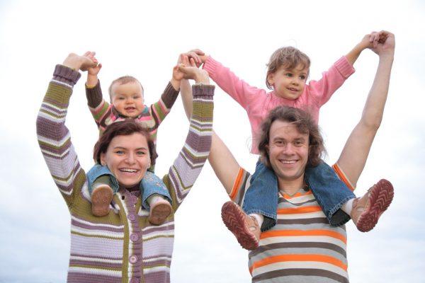 Porodica, Starije dete, Mlađe dete