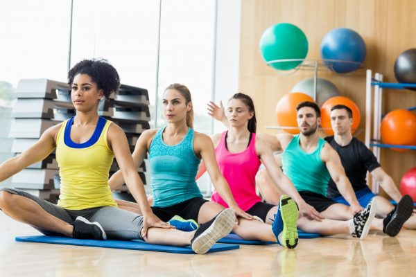 Fitnes, trening