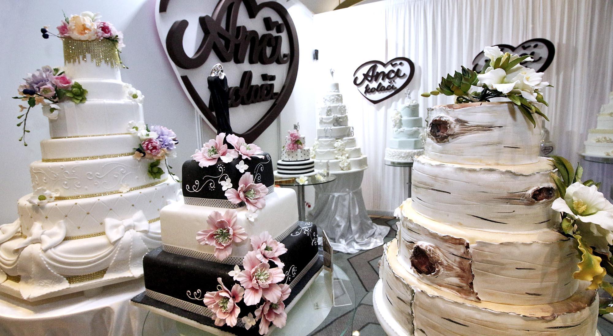 Svi ih žele: Ovo su svadbene torte koje najviše traže