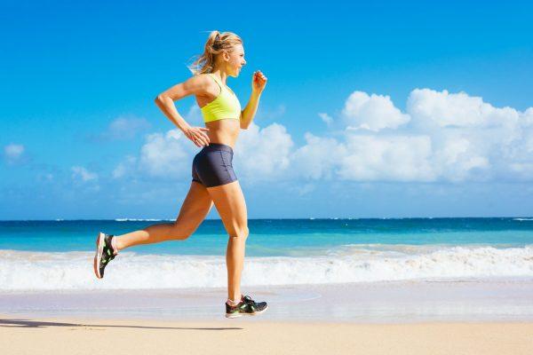 Trening na plaži