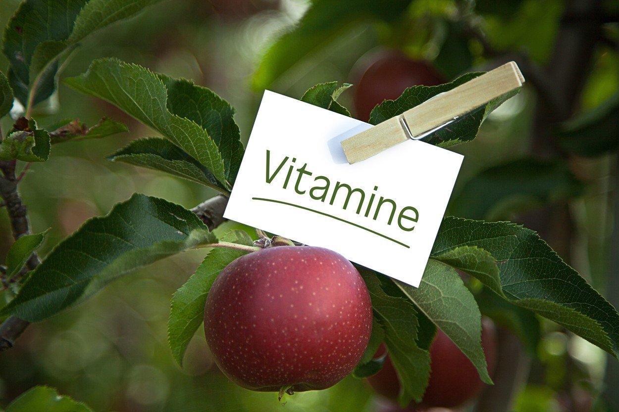 Vitamini, jabuka