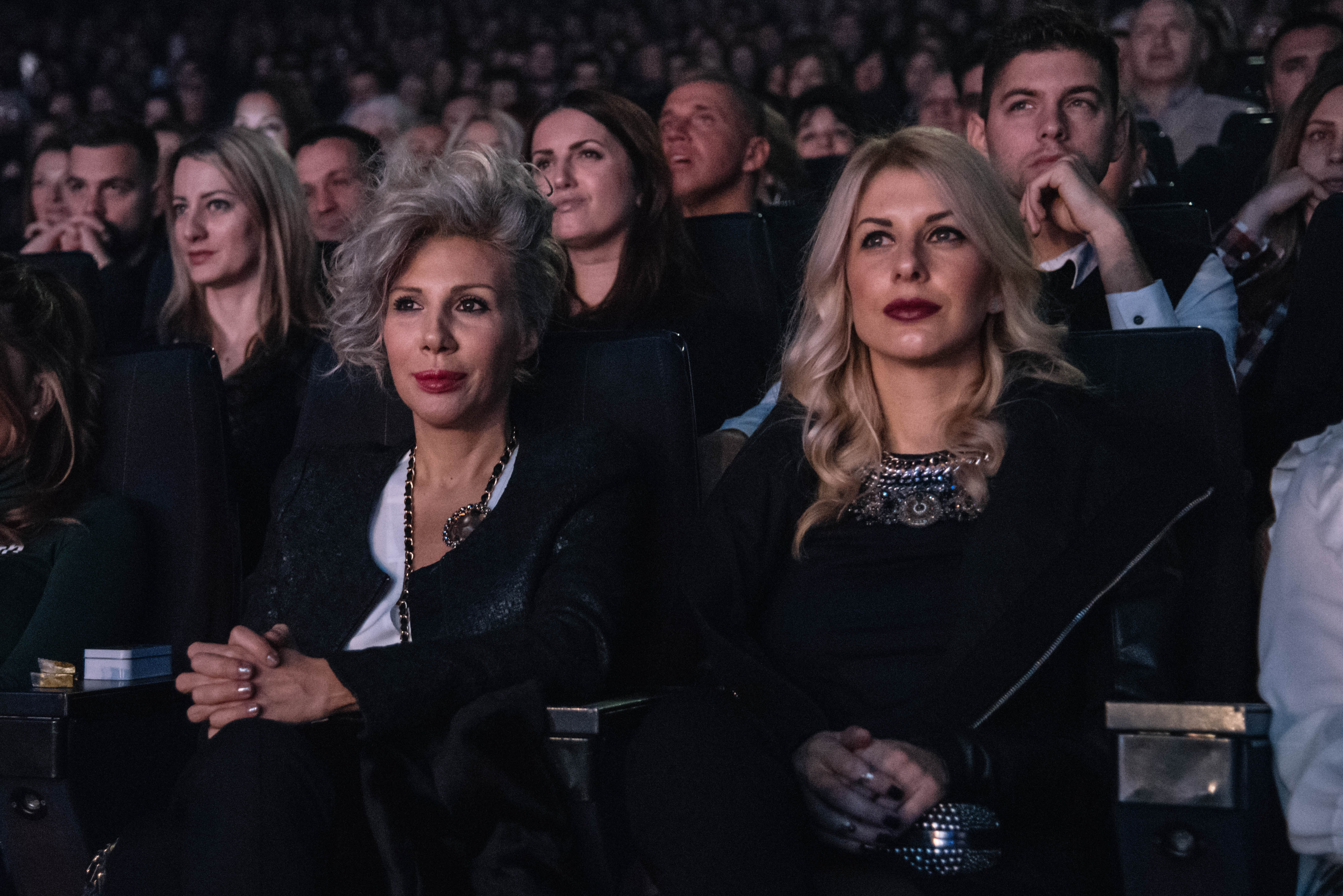 koncet željka joksimovića, publika