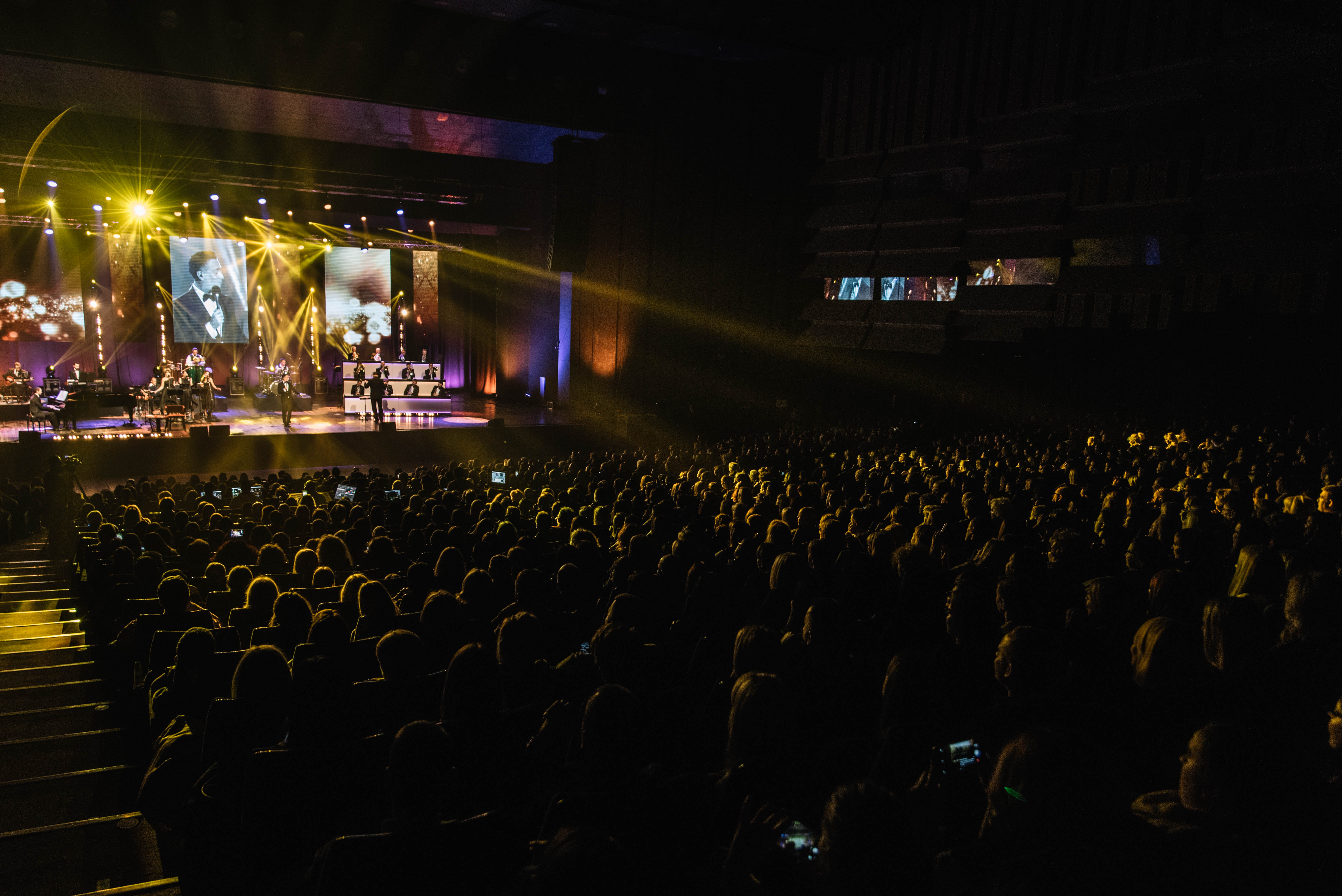 Željko Joksimović, koncert, dva sveta