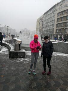 Anđelka, trčanje, 10km, polumaraton