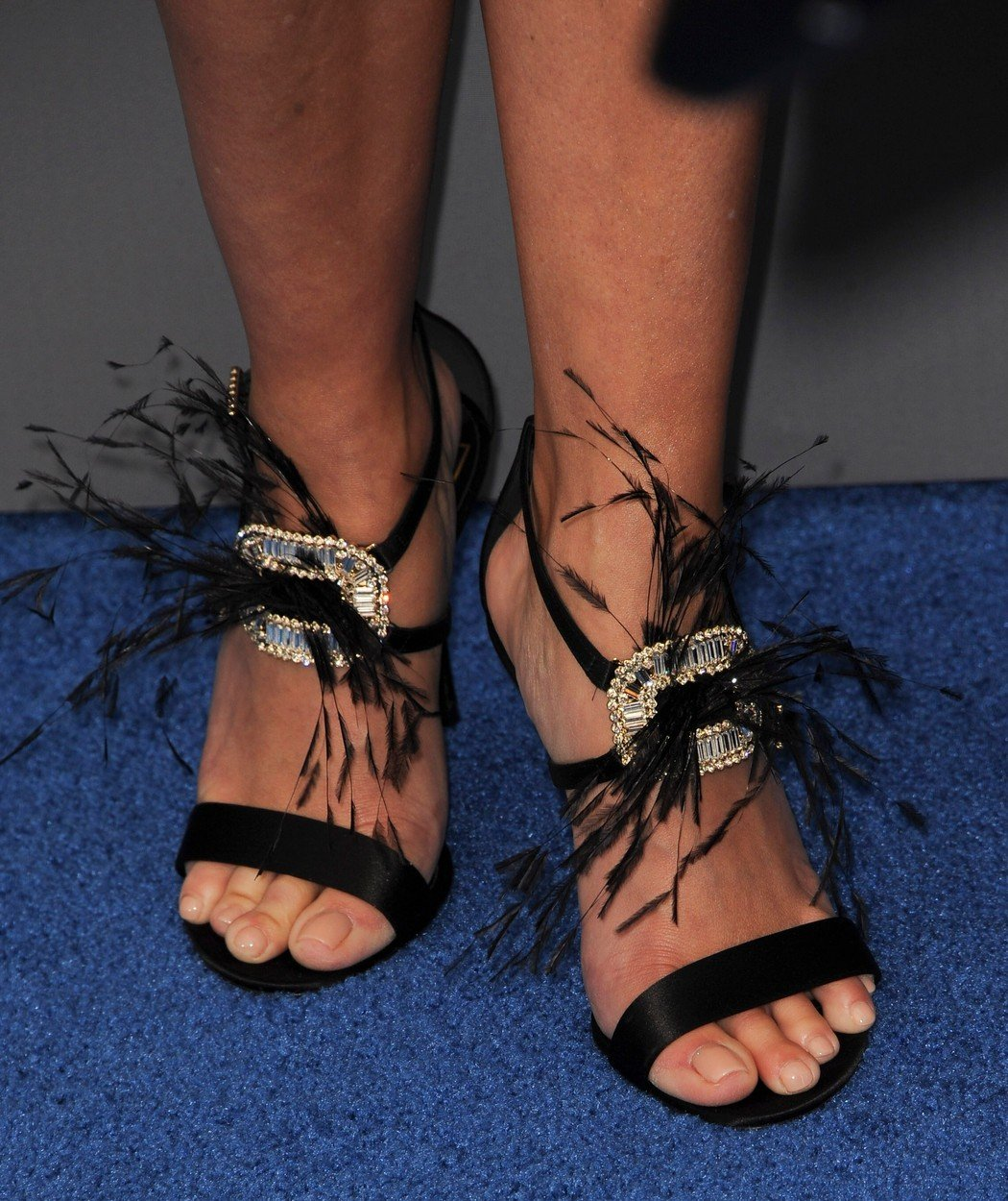 Riz Viderspun, glumica, obuća, sandale