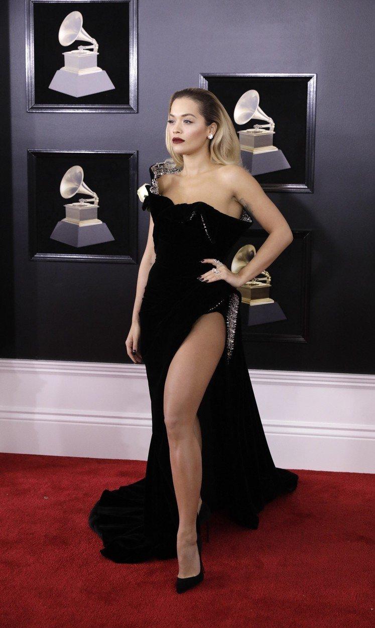 Rita Ora, Gremi 2018
