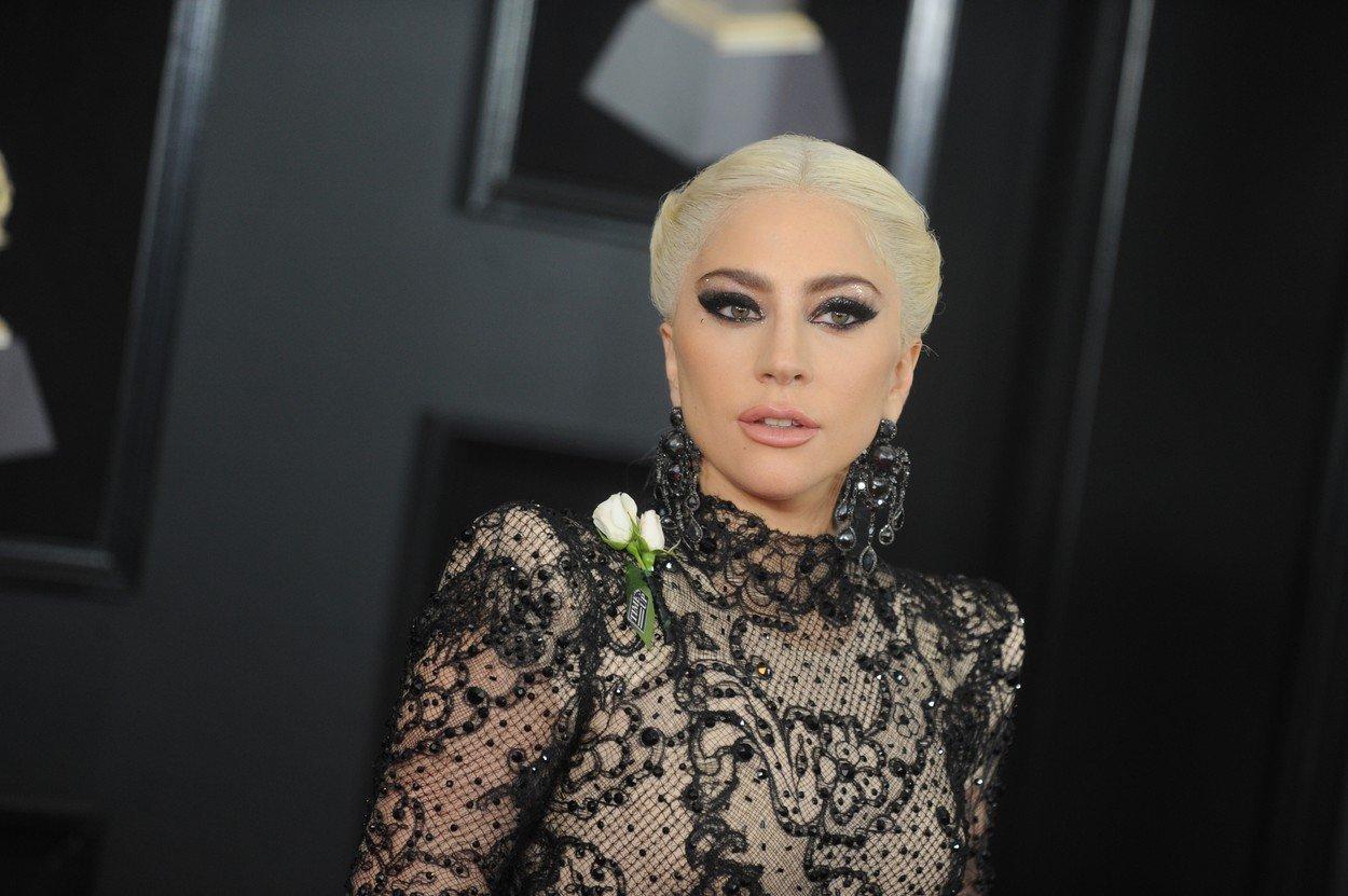 Lejdi Gaga, Gremi nagrade 2018