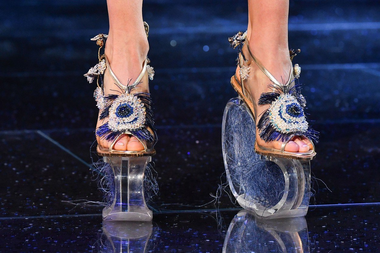 moda, cipele, sandale