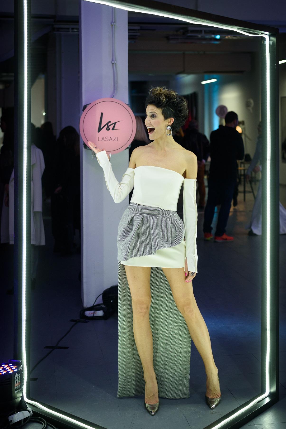 Lasazi, Sanja Žikić, modna revija
