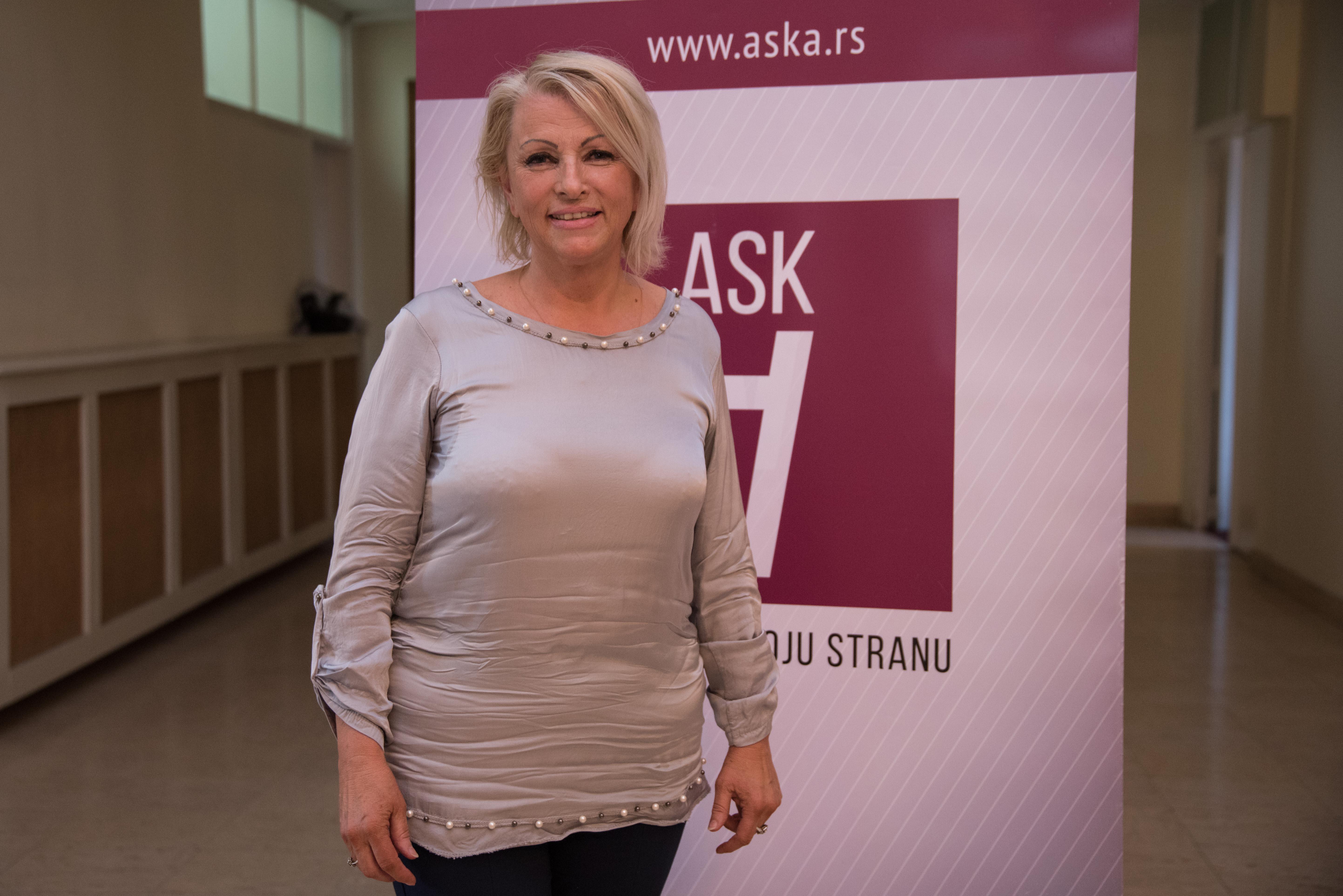Nutricionista Milka Raičević