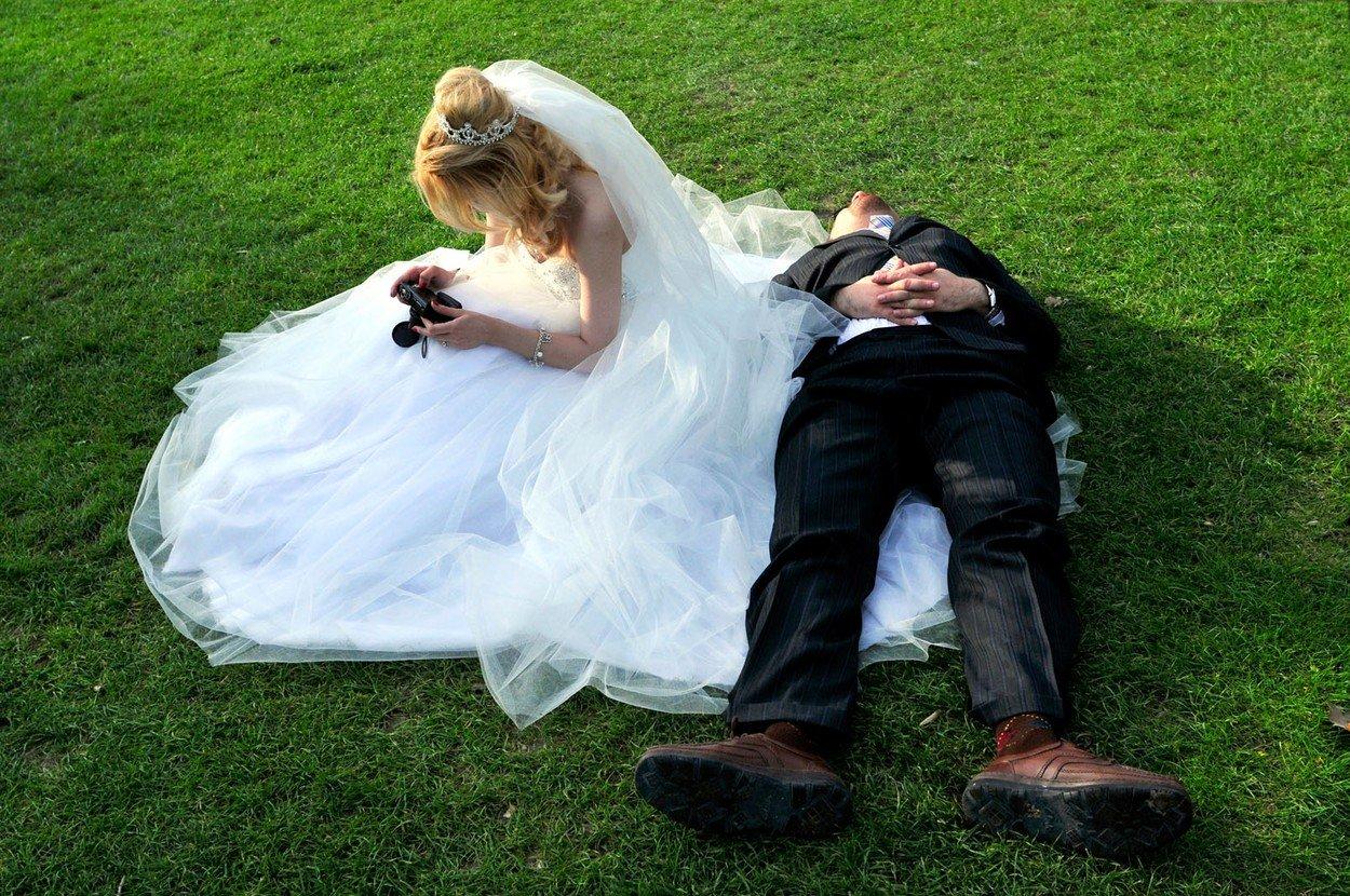 svadba, venčanje,par